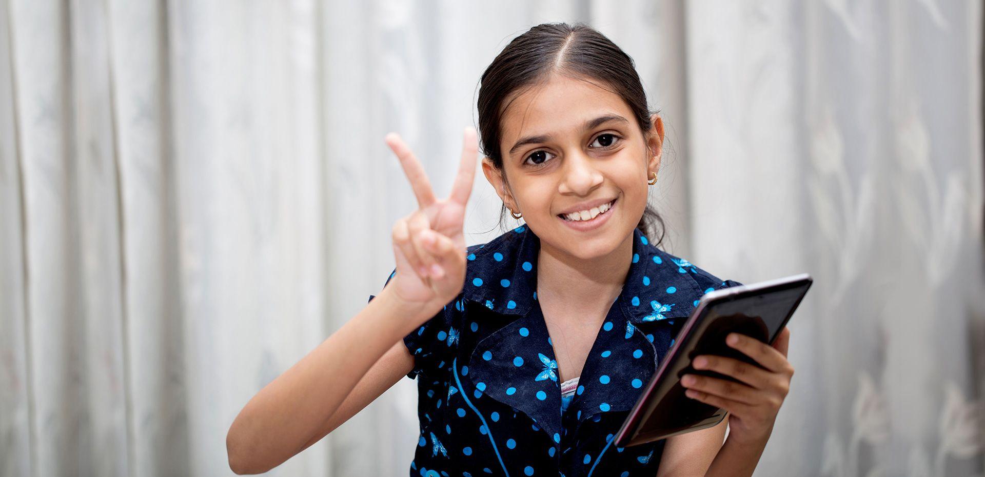 Pupil case study – Ariv, age 12